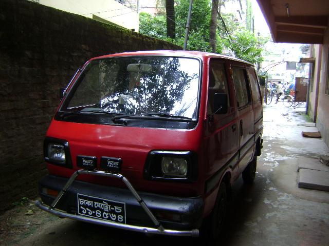 Maruti Suzuki Omni Micro Clickbd