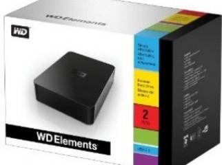 Western Digital Elements 2 TB HDD Brand NEW