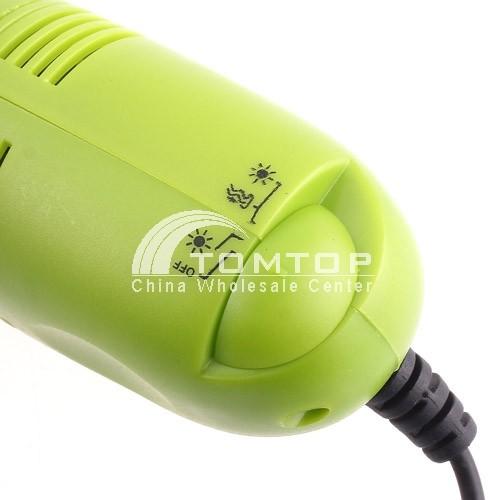 MINI USB VACUUM CLEANER fo LAPTOP DESKTOP | ClickBD large image 1