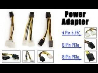 Pci Express Graphics Card 6 Pin Power Converter