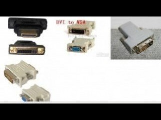 DVI VGA HDMI ORIGINAL CABLE AND CCONVERTE OF ATI or NVIDIA | ClickBD large image 0