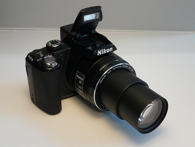 Nikon P90 Clickbd