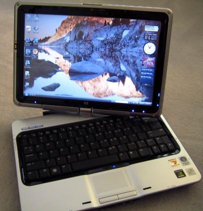 HP Pavillion Tx 1000 Tablet Laptop | ClickBD