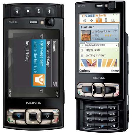 Nokia Nokia Clickbd N95 N95