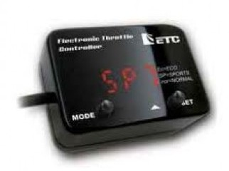 Electronic Throttle Controller