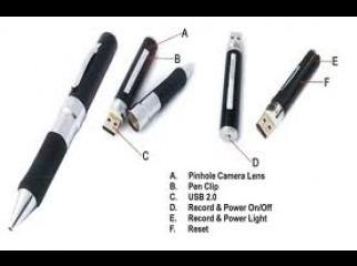 Spy Cam in Pen 8GB