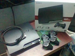 PlayStation 3 slim Brand New