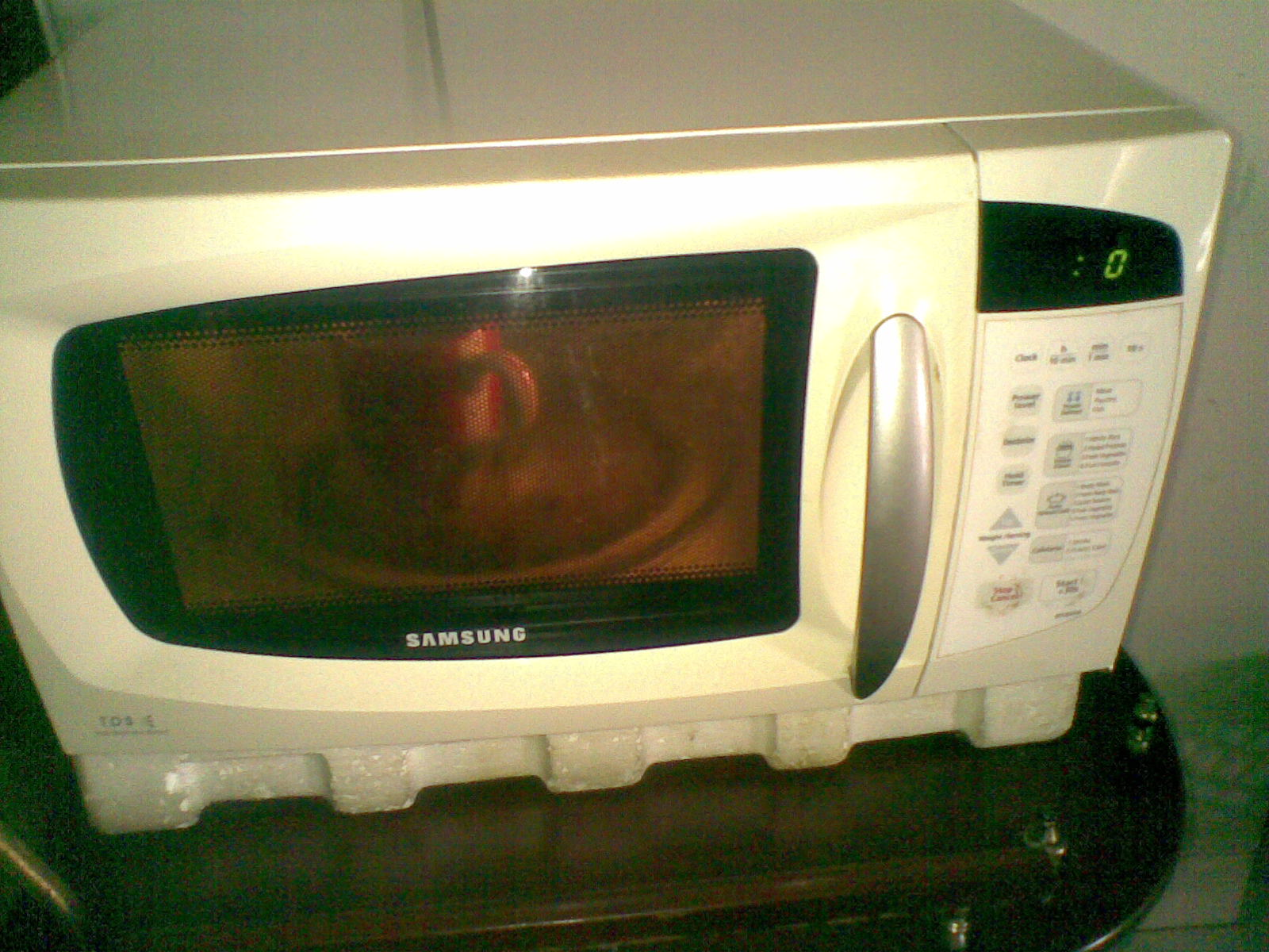 Samsung Microwave Oven | ClickBD large image 0