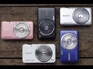Sony Cyber-shot DSC-WX7 16.2 MP 3D Digital Camera
