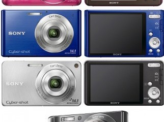 We Are The Authorised Reseller For All Sony Digital Camera