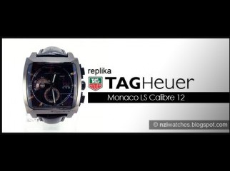 TAG HEUER MONACO LS CALIBER 12 MOST RARE from USA