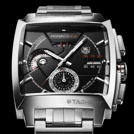TAG HEUER MONACO LS CALIBER 12 MOST RARE from USA | ClickBD large image 0