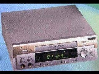 sony vcd 7000R vcd player