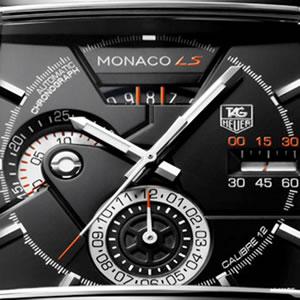 a3b8fff6f2c TAG HEUER MONACO LS CALIBER 12 MOST DESIRED EVER in BD ...