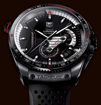 TAG HEUER GRAND CARRERA 36 RS ORIGINAL SWISS MADE from USA | ClickBD large image 0