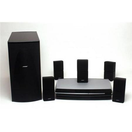 Bose Lifestyle 38 Series IV Home theater system - Black | ClickBD large image 0