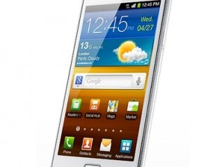 Samsung Galaxy s2 white 1st time in clickbd...