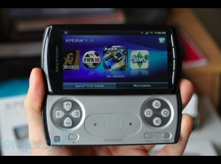 Sony Ericson Xperia Play Boxed 7 days used.