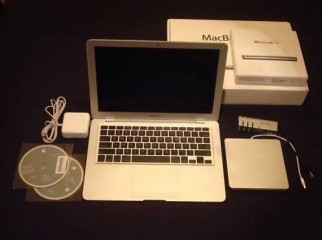 For sale Apple MacBook Air MC504B A 13.3-Inch Laptop-- 1020