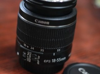 Canon EOS 600D T3i EFS 18-55 IS EF 75-300