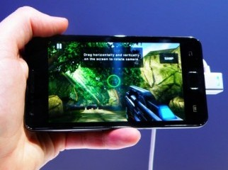 Galaxy SII Galaxy S Samsung Google Nexus S LG Optimus 2x