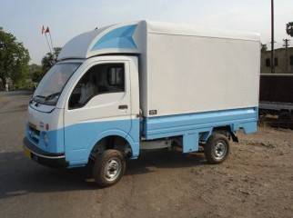 Rent-A-Covered Van TATA ACE