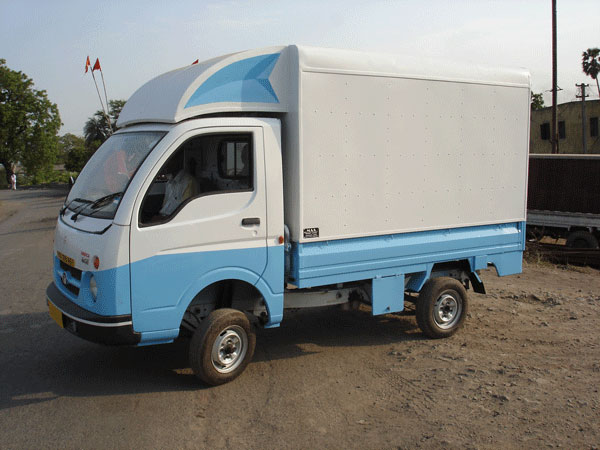 Rent-A-Covered Van TATA ACE  | ClickBD large image 0