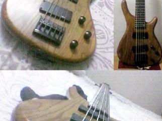 TGM Bass 2009 Pure Wooden