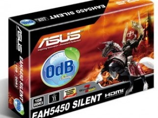 ASUS EAH5450 SILENT DI 1GD3 LP Graphics card