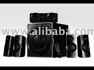 F D F6000 HomeTheater Srround Speaker