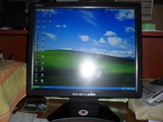 G-Hanz Germany Brand 19 LCD Square Monitor.