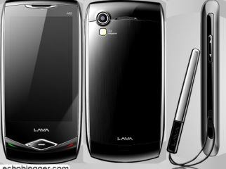 Apple Brand new Lava A10 with all assoceroies