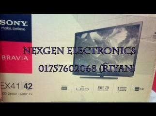 Sony BRAVIA 42 Full HD LED TV EX410 Series