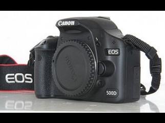 Canon-EOS-500D DSLR