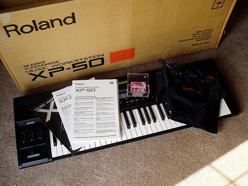 Roland Xp-50 Manual Pdf