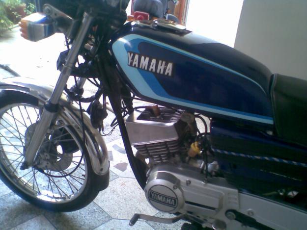 Yamaha Rx115 Japan Clickbd