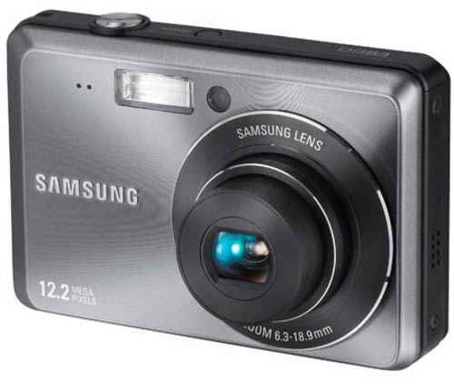Samsung ES 60 122 Megapixel Digital Camera Cheapest Price