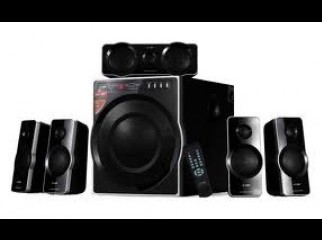 F&D F6000 5.1 speaker 123WATT