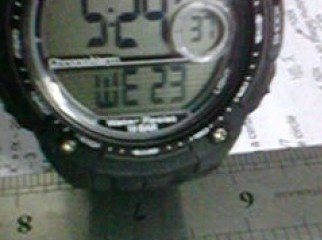 QnQ ORIGINAL DIGITAL WATCH