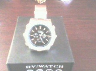 Spy Watch 4GB Memory new Boxed