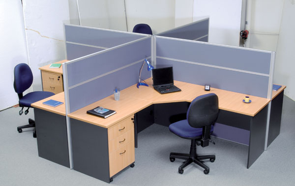 workstation office partition low height partition clickbd