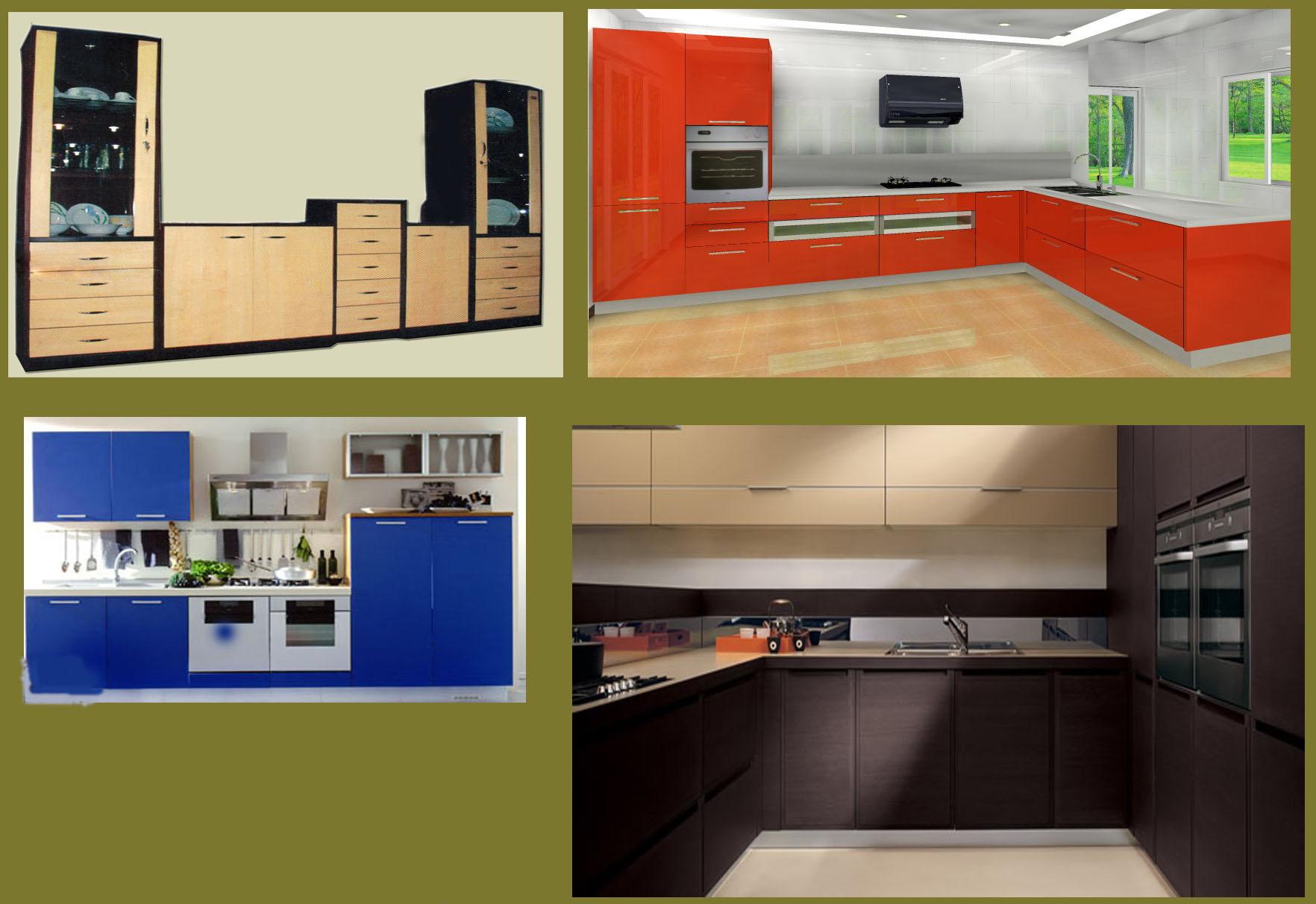 Kitchen Cabinet Kitchen Decoration Kitchen Interior Clickbd