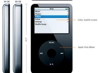 Apple 80 GB iPod