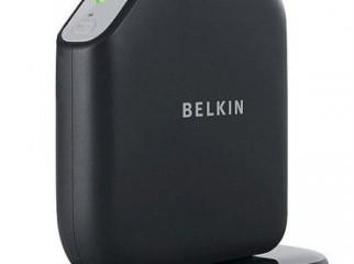 BELKIN SURF N300 BASIC WIRELESS WIFI ROUTER