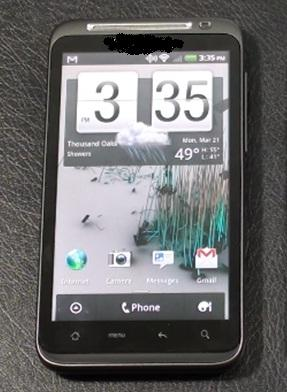 HTC Thunderbolt 4G Android Phone | ClickBD large image 0