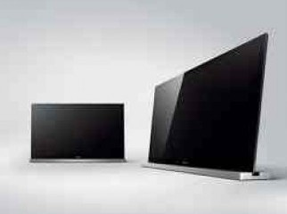 40 SONY BRAVIA NX720 3D LED WITH SOUND BAR AND 2PCS GLASS
