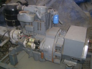 STAMFORD 16KV Generator available for sale.