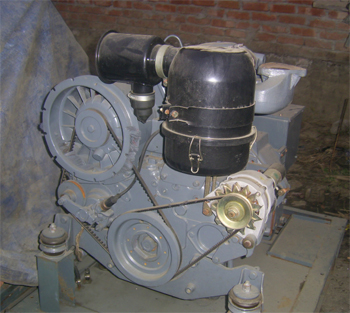 STAMFORD 16KV Generator available for sale. | ClickBD large image 1