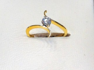 SOLITIRE DIAMOND RING