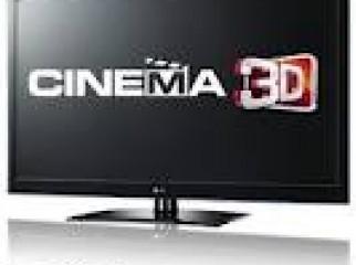 LG 42inch full HD 3D LED TV 42LW4500, brand new
